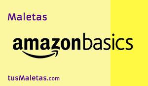"Las Mejores Maletas Amazon Basics"" class="