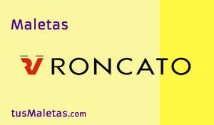 "Las Mejores Maletas Roncato"" class="