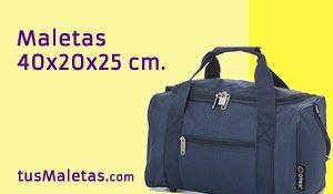 """Las Mejores Maletas y Bolsos de Viaje de 40x20x25 cm."""" class="""