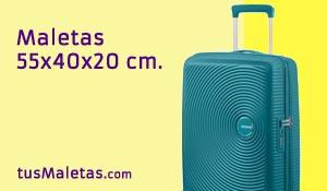"Las Mejores Maletas 55x40x20 cm."" class="