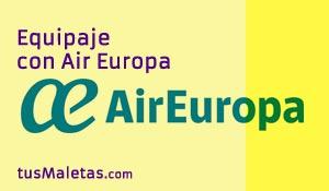 """Las Mejores Maletas para Viajar con AIR EUROPA"""" class="""