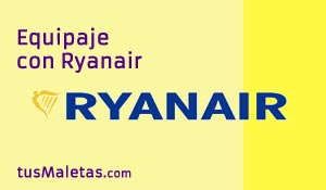 """Las Mejores Maletas para Viajar con RYANAIR"""" class="""